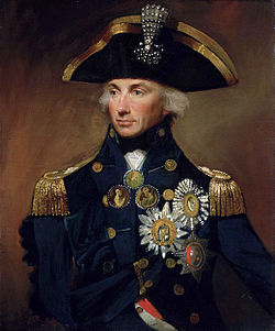 Amiral Horatio Nelson