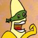 La Banana Enmascarada