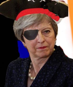 Theresa May Day